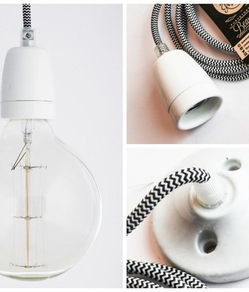 Porcelain Pendant Light uk Porcelain Pendant Light Black