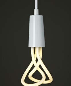 plumen light bulb black pendant (3)