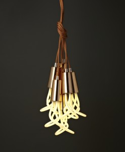 plumen light bulb with copper pendant  (5)