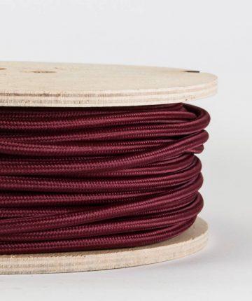 burgundy fabric cyo