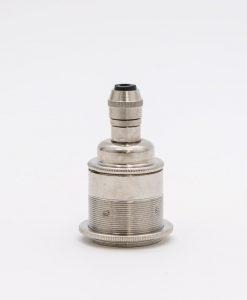 e27 silver threaded posh