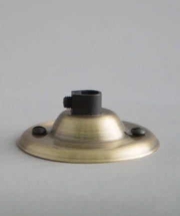 ceiling rose antique brass