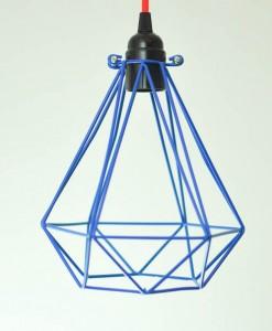 blue diamond cage