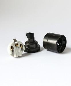 Bronze Light Bulb Socket E27