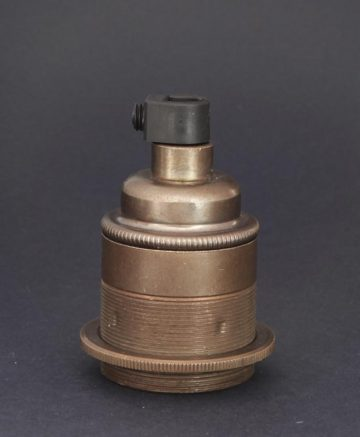 OLD BREWER'S BRASS E27 Threaded
