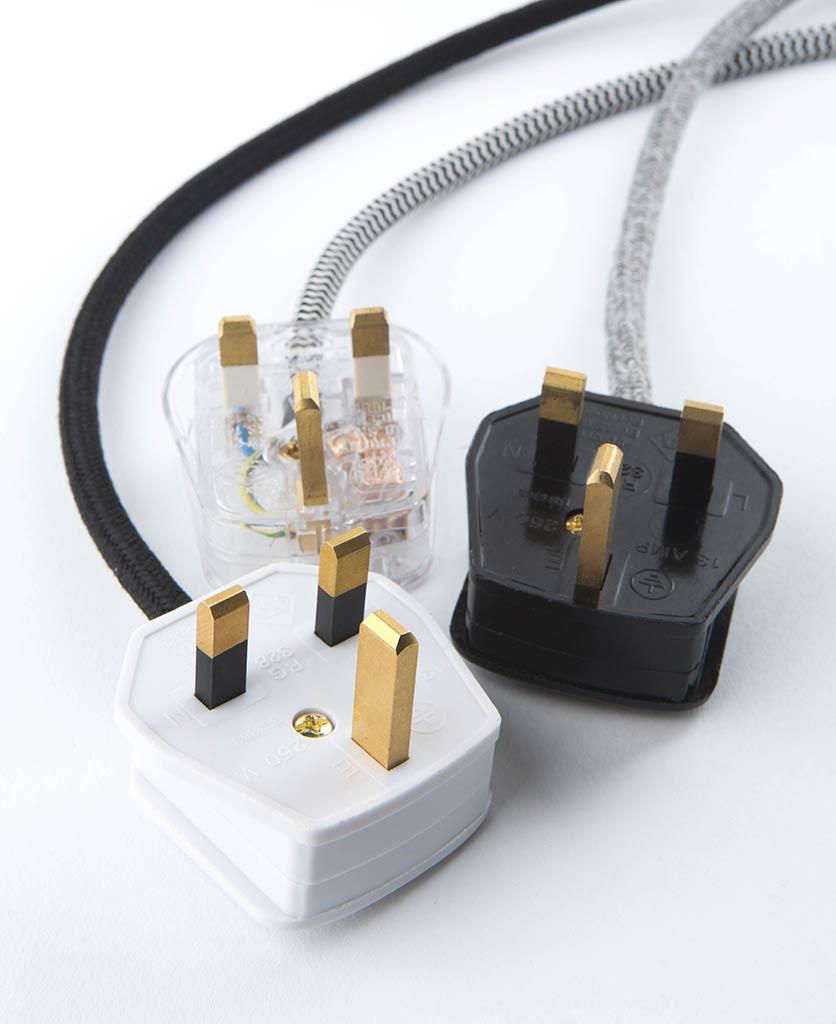 3 amp plug