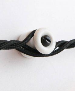 cable management guides porcelain