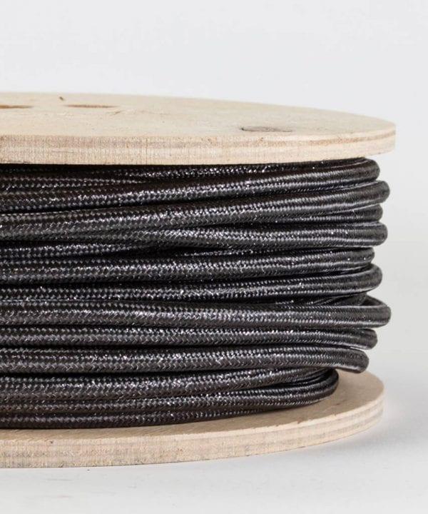 GLAMOUR STEEL GREY Metallic Luxe