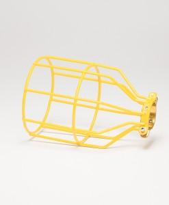 yellow vinyl bulb cage-2