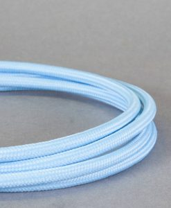 blue emulsion fabric cable