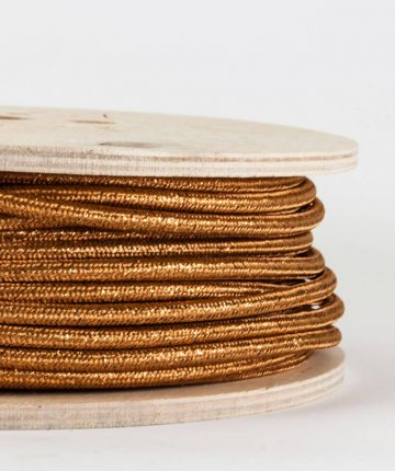 AMBER GOLD Metallic Luxe