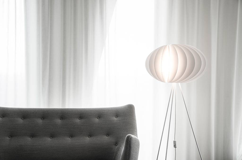 Vita disca medium pendant light shade