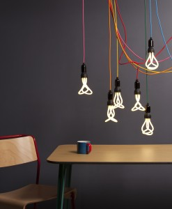 Plumen light bulbs and cord sets