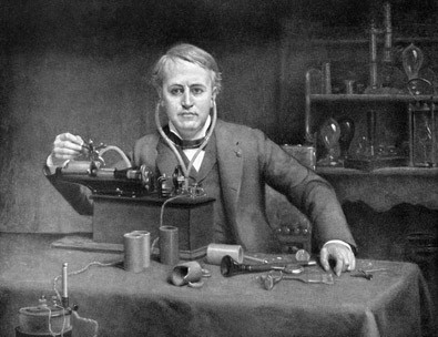 The History of Light Bulbs: What Would Be Different?:Thomas Alva Edison, to give him his full name, lived 11 February 1847 – 18  October 1931 and was a prolific American inventor and businessman.,Lighting