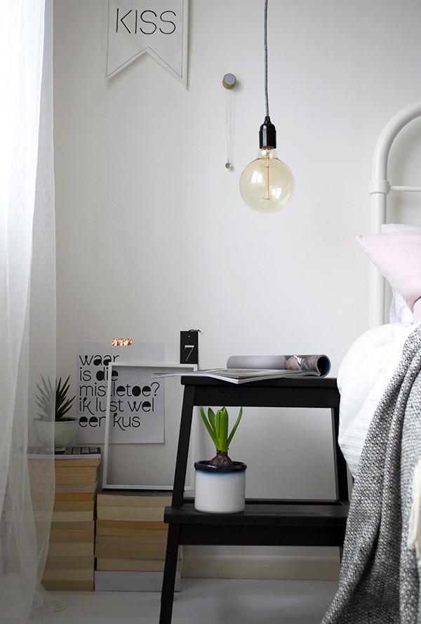 Using Our Filament Globe Light Bulbs By Dowsing Reynoldsrhdowsingandreynolds: Bedroom Light Bulb At Home Improvement Advice