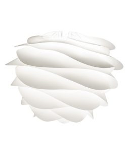 Vita Carmina Small Pendant Light Shade in White