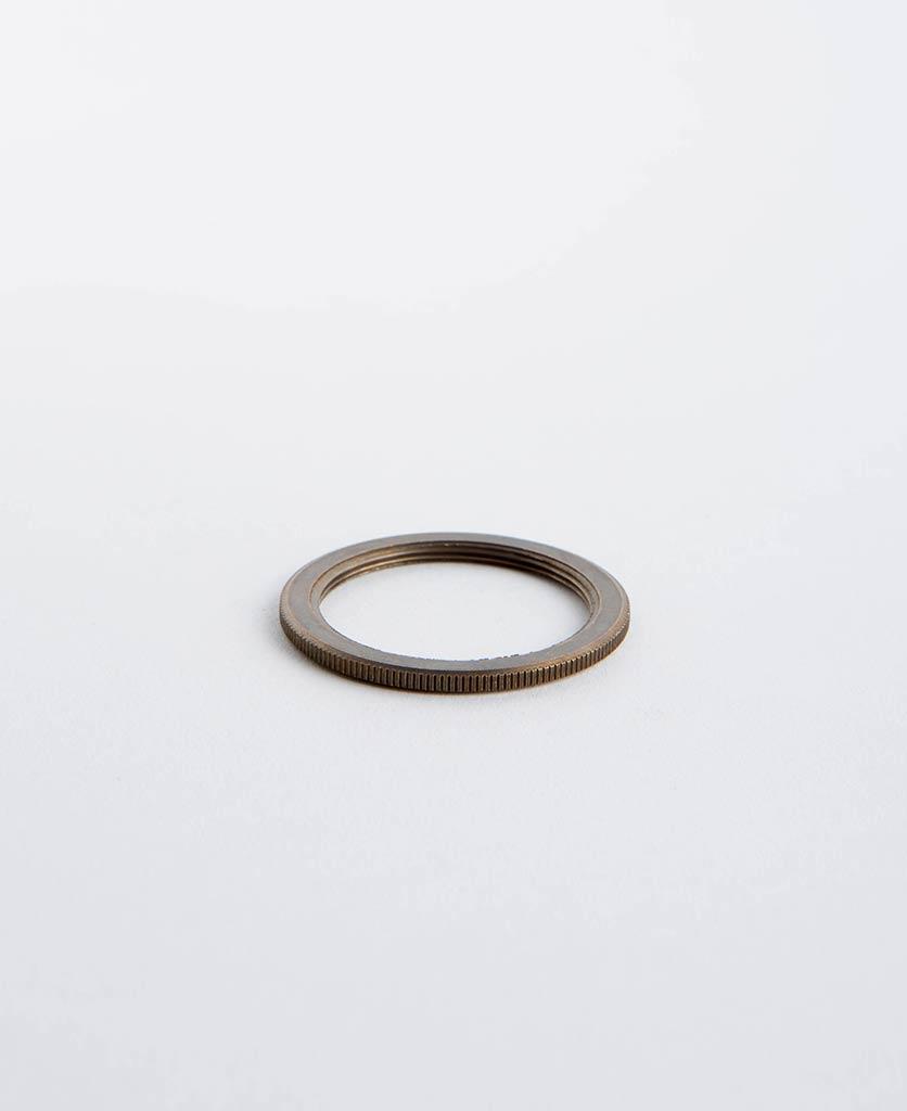 brewer's brass lamp ring