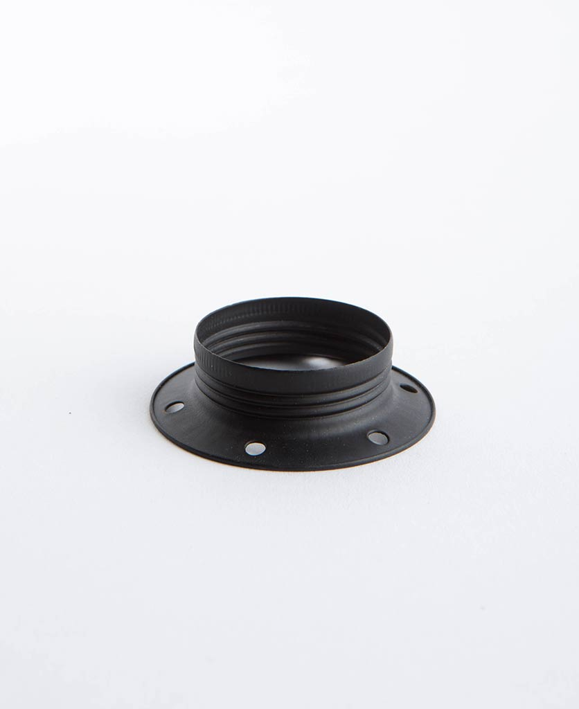 black domed lamp ring