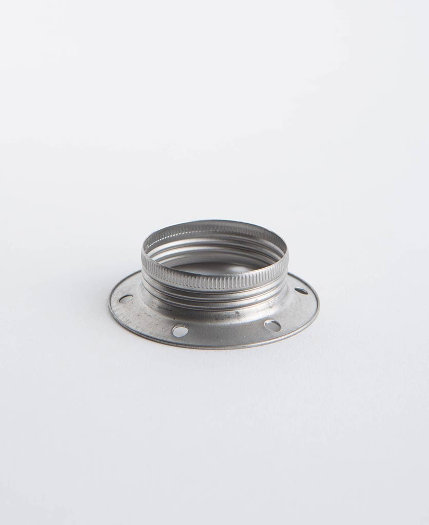 raw domed lamp ring
