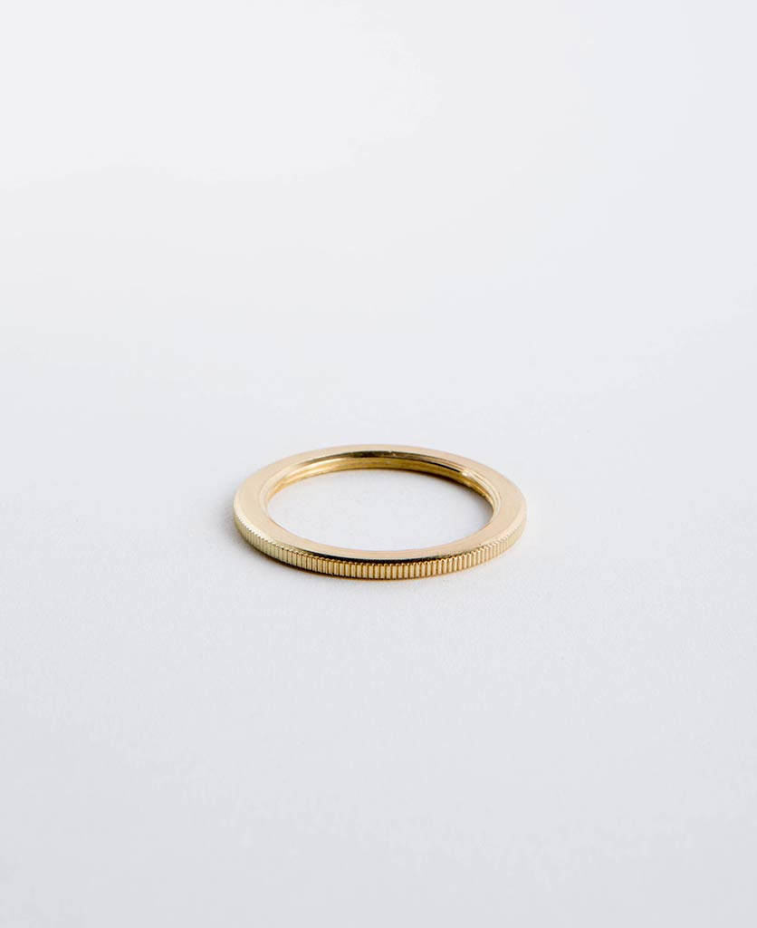 brass lamp ring