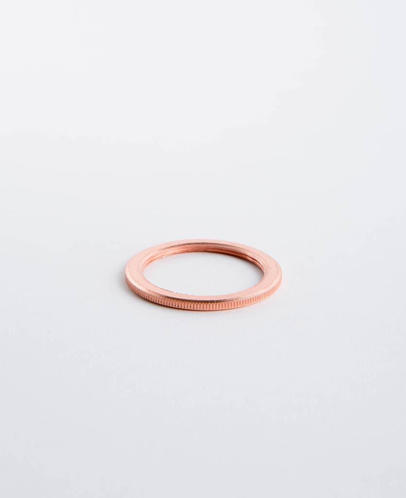 copper lamp ring