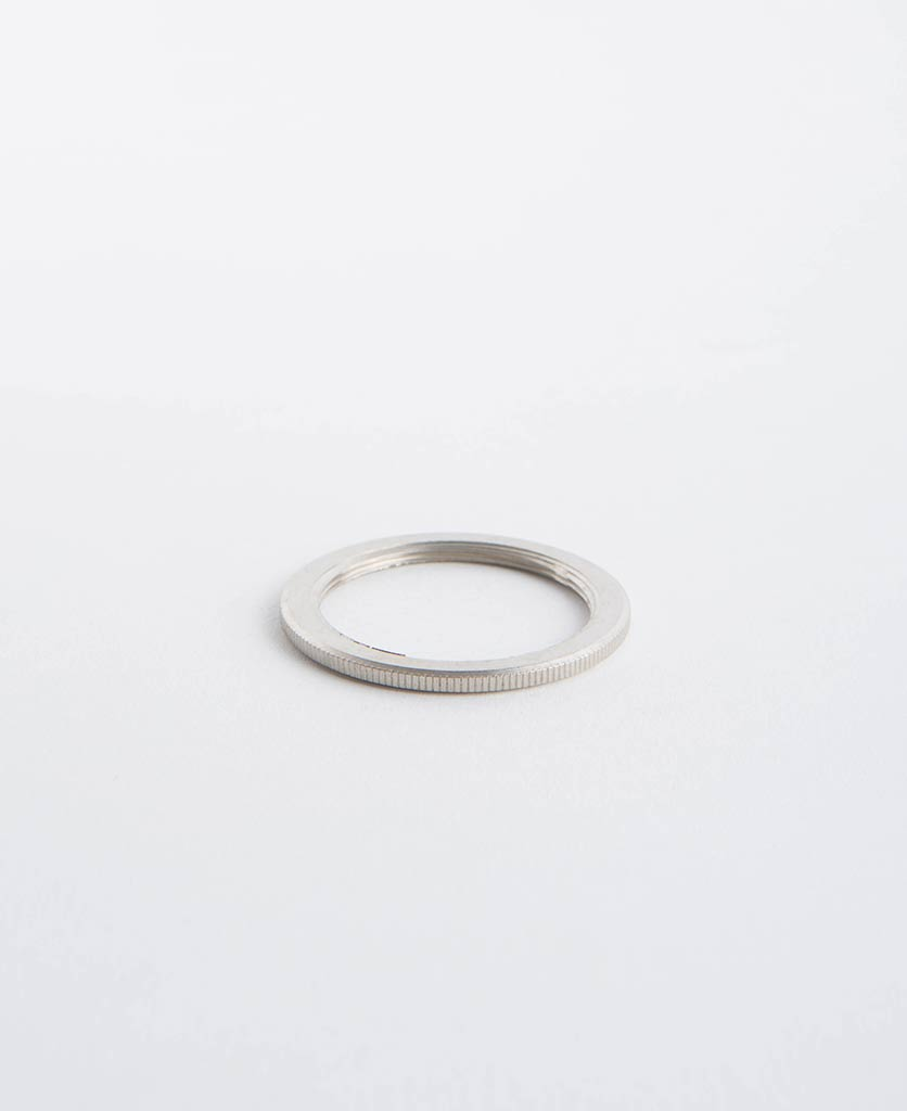 silver lamp ring