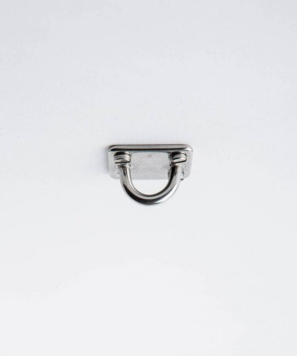 ceiling loop plate silver