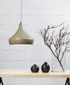 Danish Lighting Sand Pendant Light - Jonas