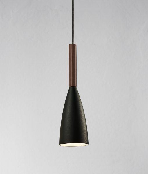 Danish Lighting – Espen Black Pendant Light