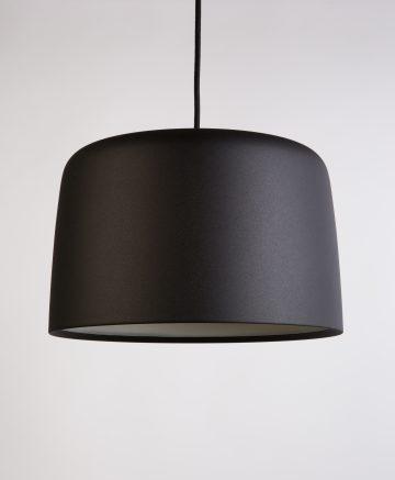 nordlux danish lighting helga black