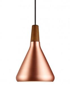 danish brushed steel pendant light  (2)