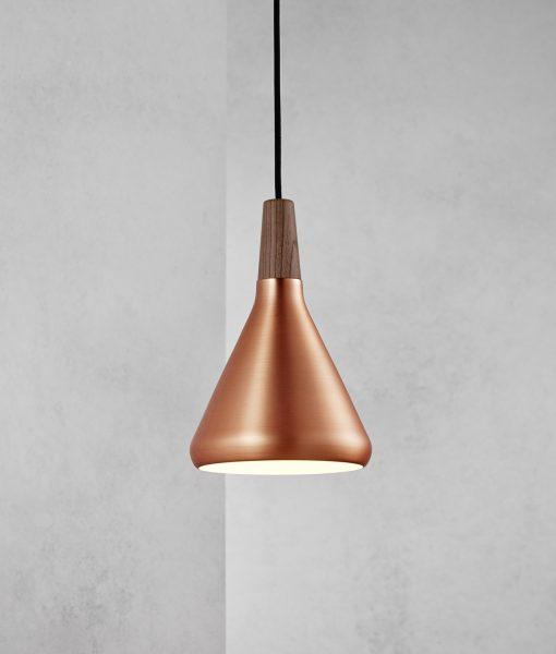 Danish Lighting – Fredrik 18 Copper Pendant