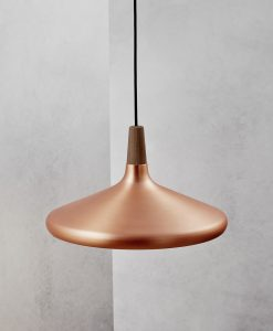 Danish Lighting - Fredrik 39 Copper Pendant