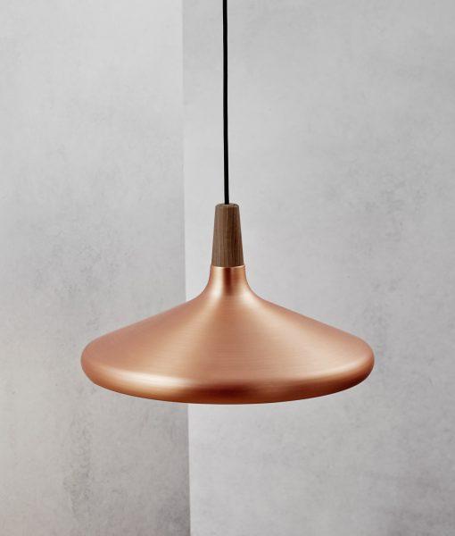 Danish Lighting – Fredrik 39 Copper Pendant