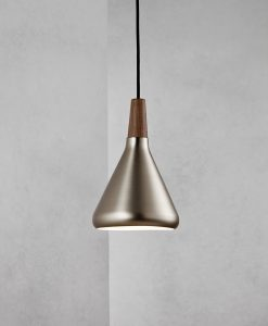 Danish Lighting - Fredrik 18 Steel Pendant