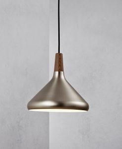 Danish Lighting - Fredrik 27 Steel Pendant