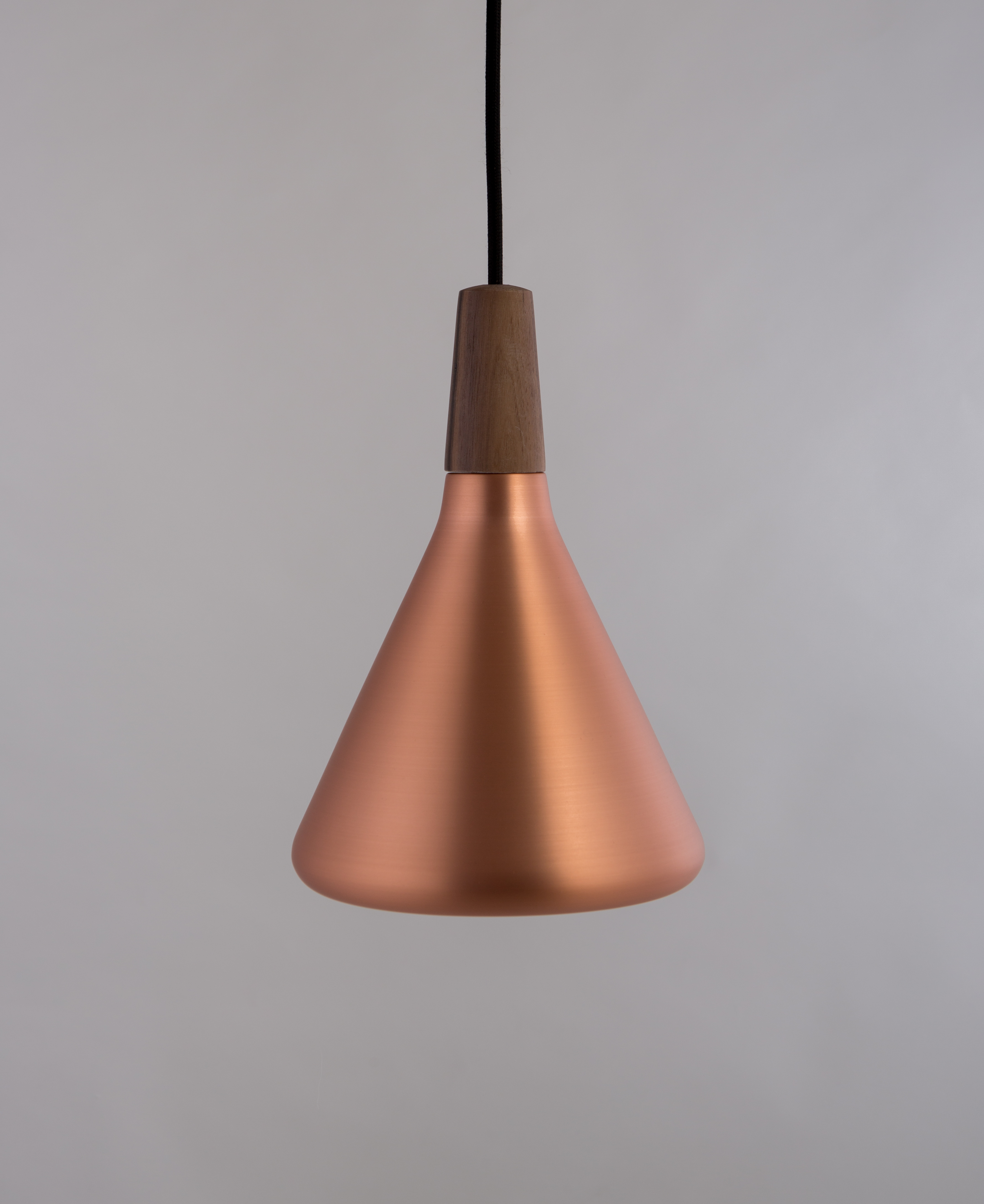 danish lighting fredrik . danish lighting fredrik   copper  steel pendant light