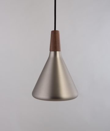 danish lighting fredrik 18 silver