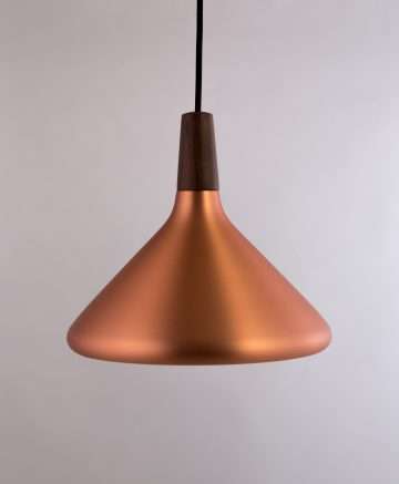 danish lighting fredrik 27 copper