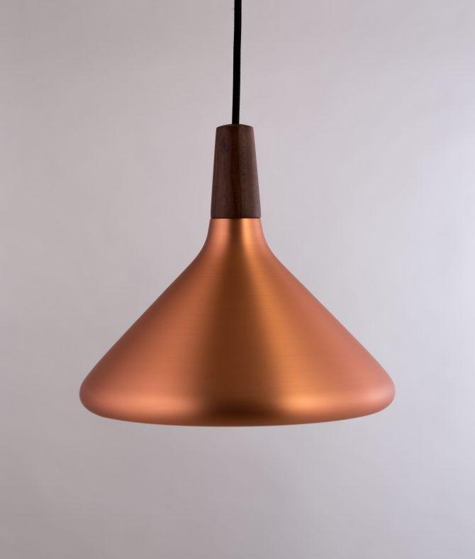 danish lighting fredrik 27 copper