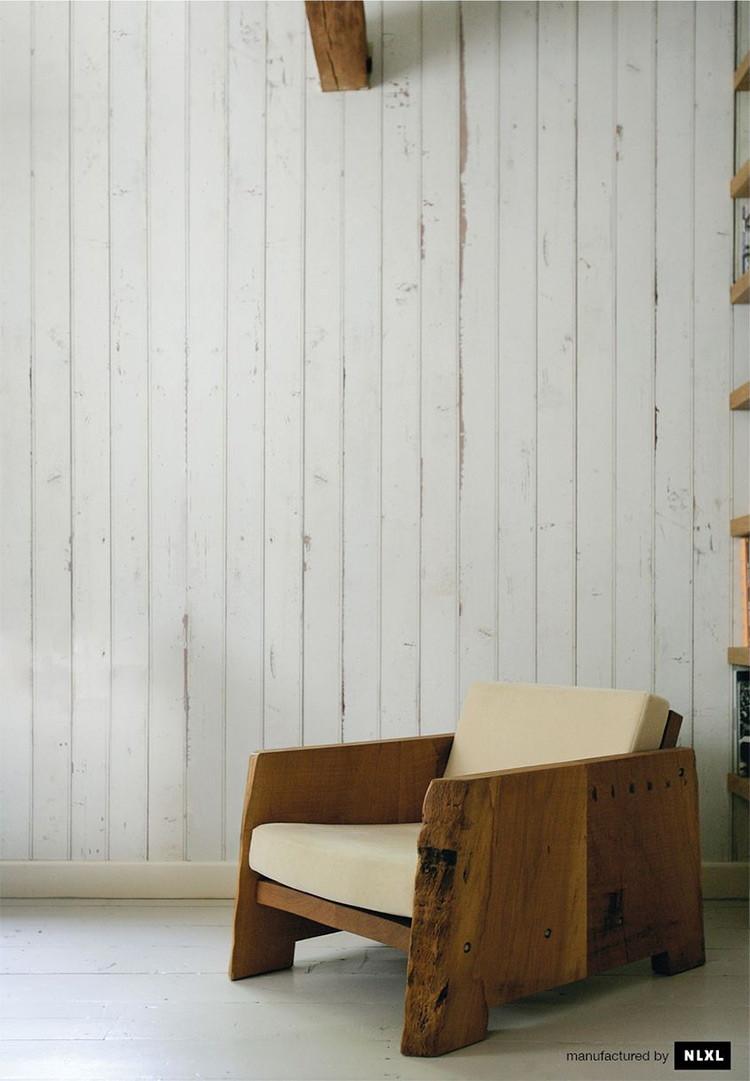 white interiors white wallpaper
