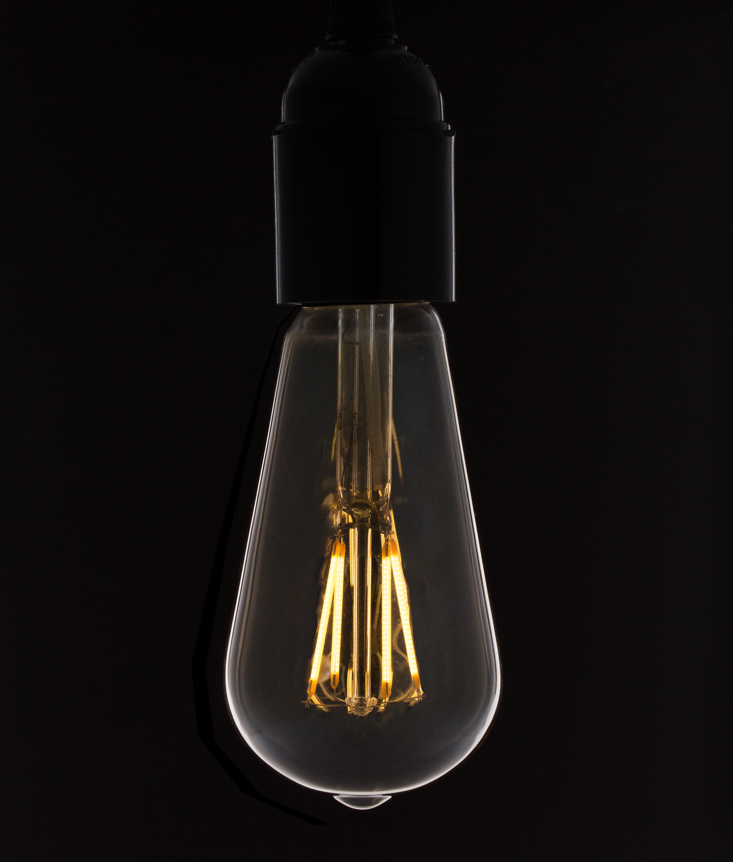 Led Filament Bulbs Aesthetics Economics Amp Performance