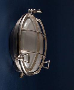 bulkhead light chris silver
