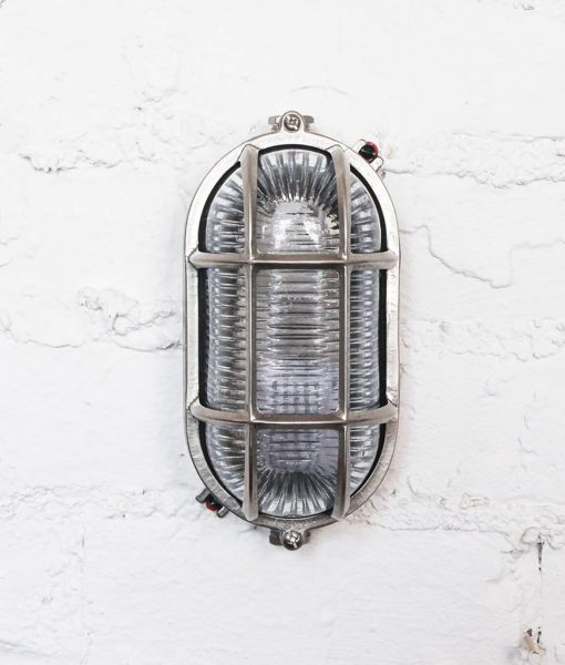 silver bulkhead light dave