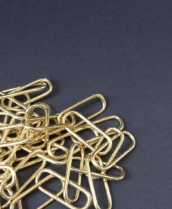 Gold Lighting Chain for Hanging Chandeliers & Heavy Lights