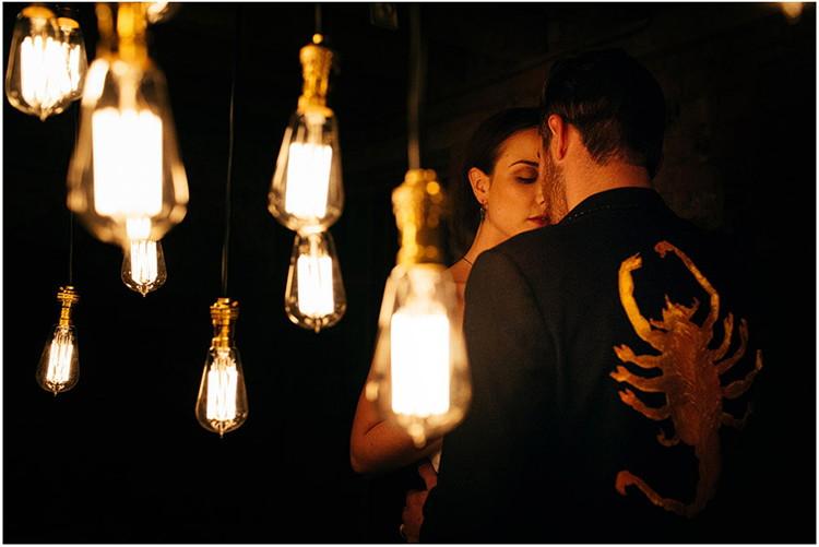 industrial vintage light bulb shoot leeds