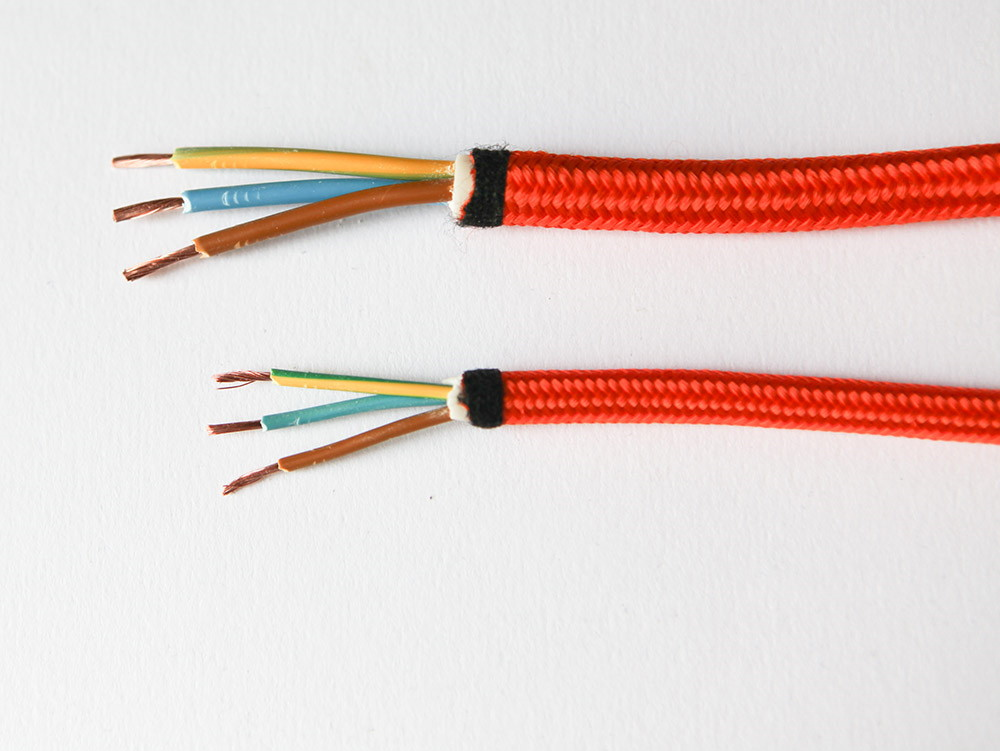 Fabric Cable Explained - for Lighting & Mains Cable