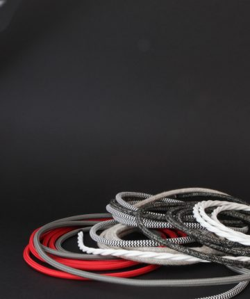 Fabric Lighting Cable 8 Amp