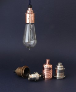 Light Bulb Holders