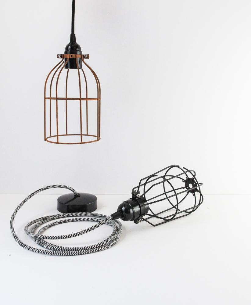 cage light shades